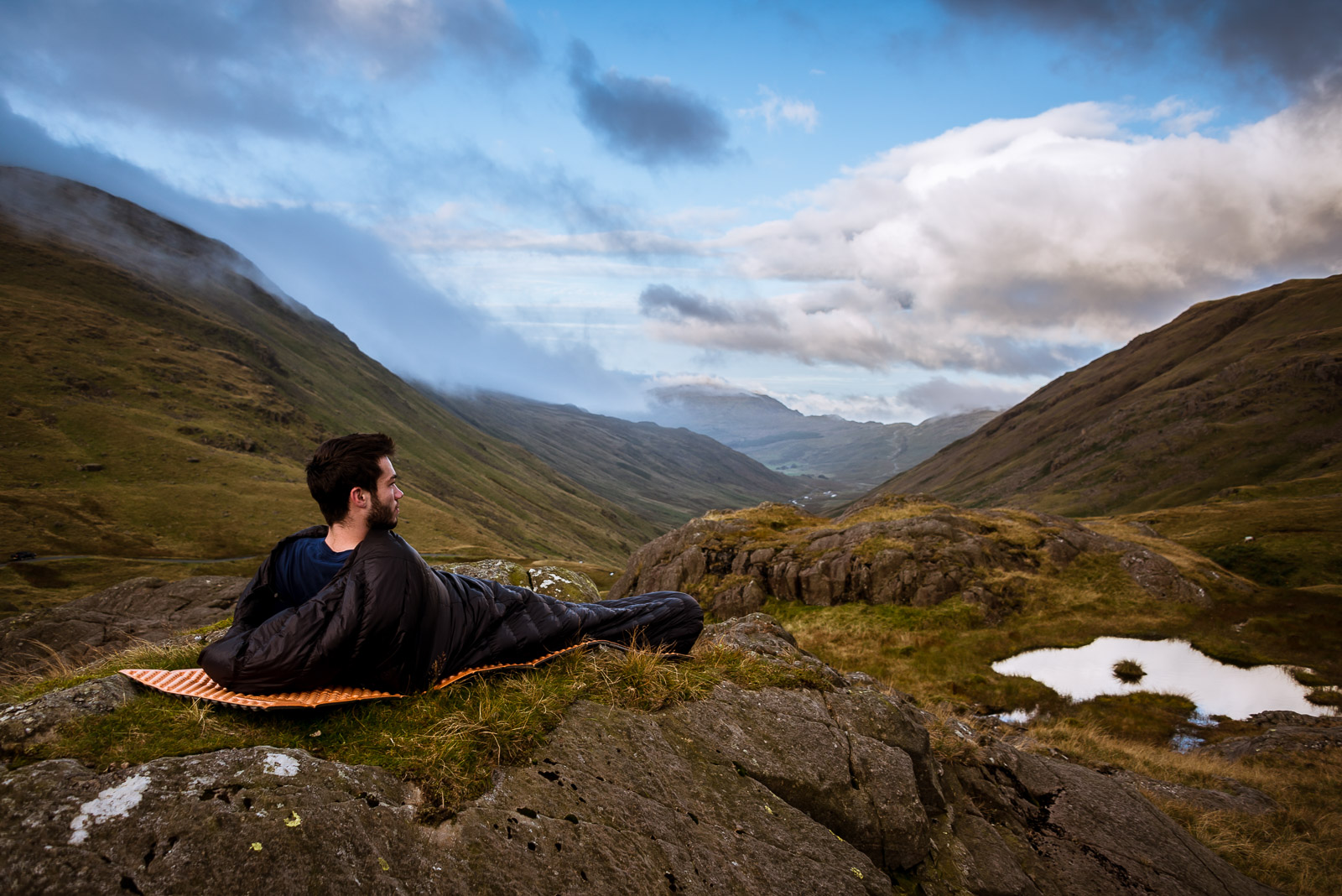 PHD Mountain Software shoot 'K Series' shoot