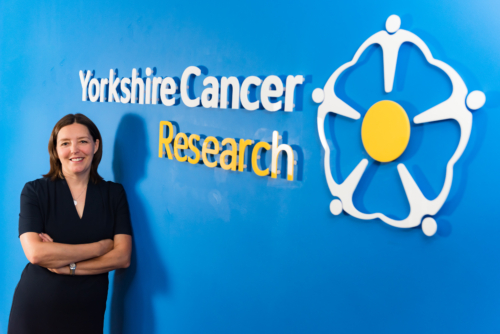 2108 Dr Kathryn Scott, Chief Executive of Yorkshire Cancer Research