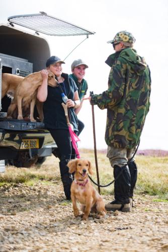 2108 Moorland Association Grouse Shoot